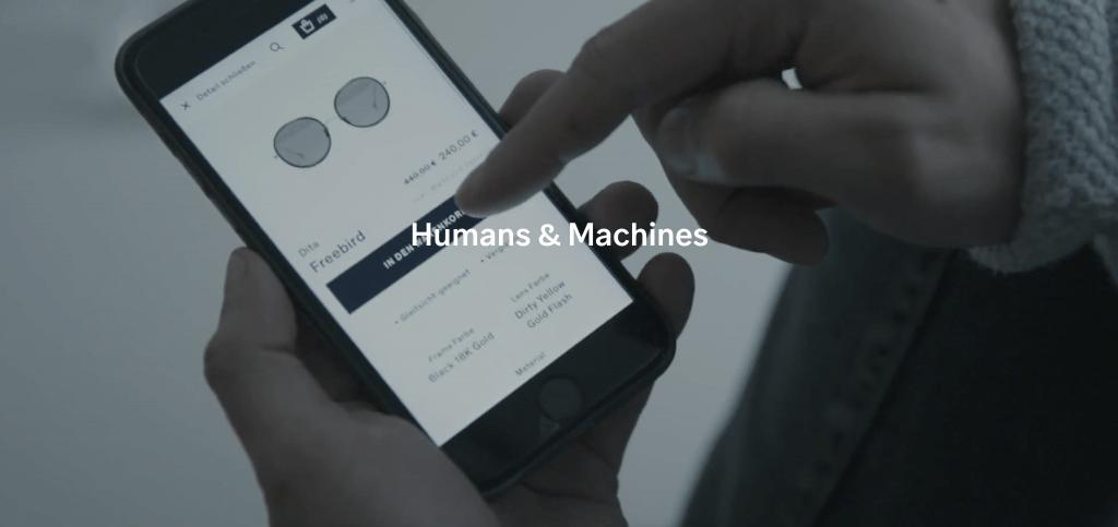 fullscreen video website humans machines