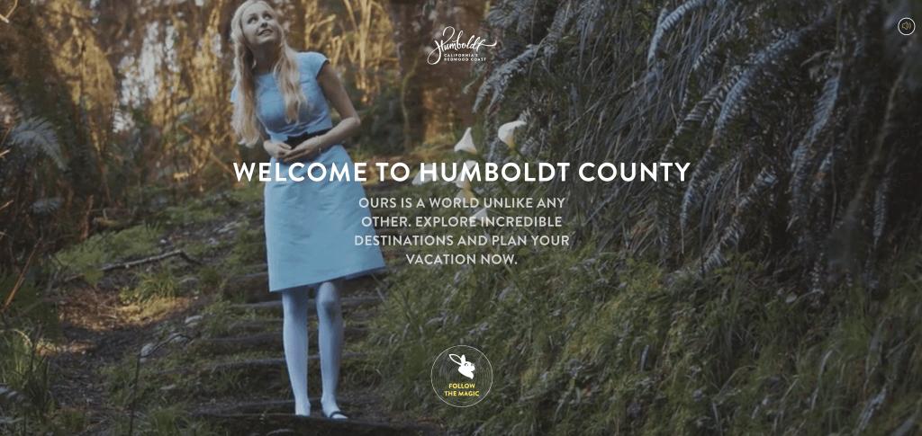 fullscreen video website humboldt county