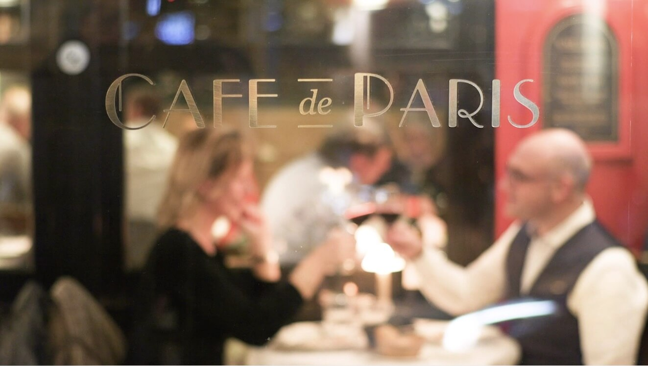 café de Paris Knokke