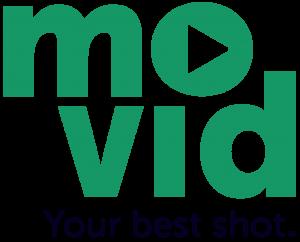 Movid logo videoproducties voor ondernemers met ambitie
